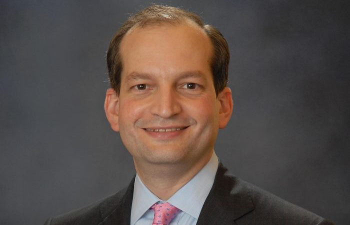 FIU law dean Acosta confirmed as  U.S. Labor Secretary
