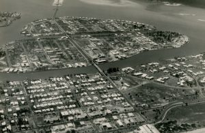 Aerial View of North Miami, Greater North Miami Historical Society