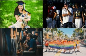 April 2019 in photos: Celebrations, showcases and a Corgi