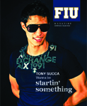 FIU Magazine Winter 2012-13 cover