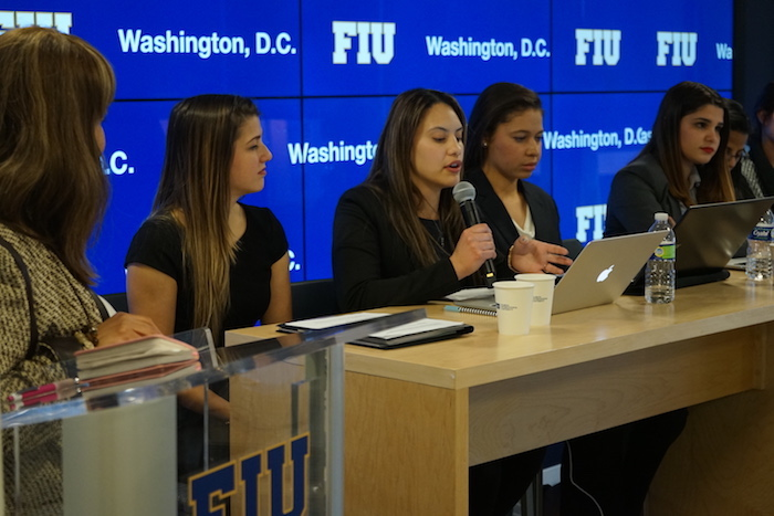 Ryder partners with FIU to support women leaders, D.C. internship program