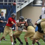 FIU football camp opens with intense first practice