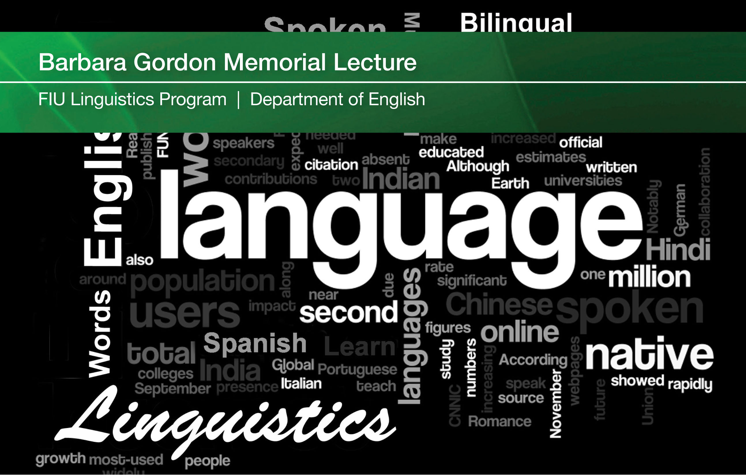 Linguistics how to be expert in english