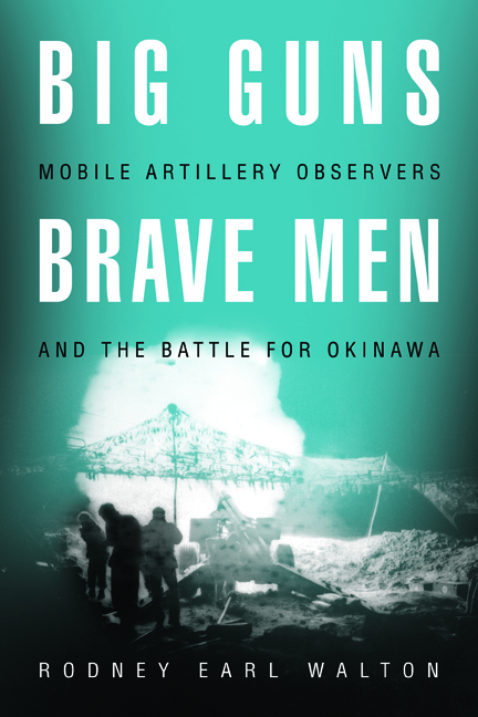 Big Guns Brave Men book cover
