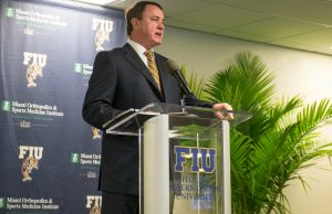 Butch Davis becomes new FIU football head coach