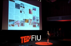 TEDxFIU: Self-help through butterflies
