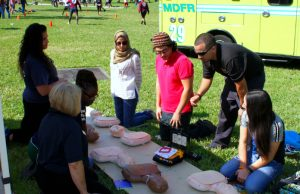 New initiative to train students, staff in emergency first aid