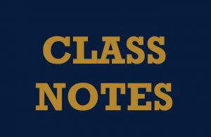 Fall 2017 Class Notes