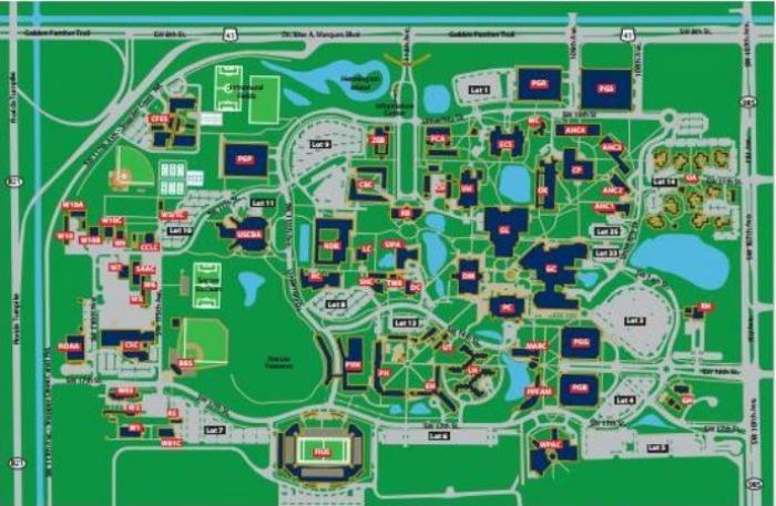 Parking U0026 Transportation U2014 News At FIU - Florida International University