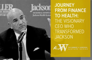 Jackson Health CEO says FIU empowered him to be a transformative leader