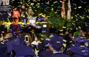 Students overcome obstacles to graduation with help from technology, caring advisers