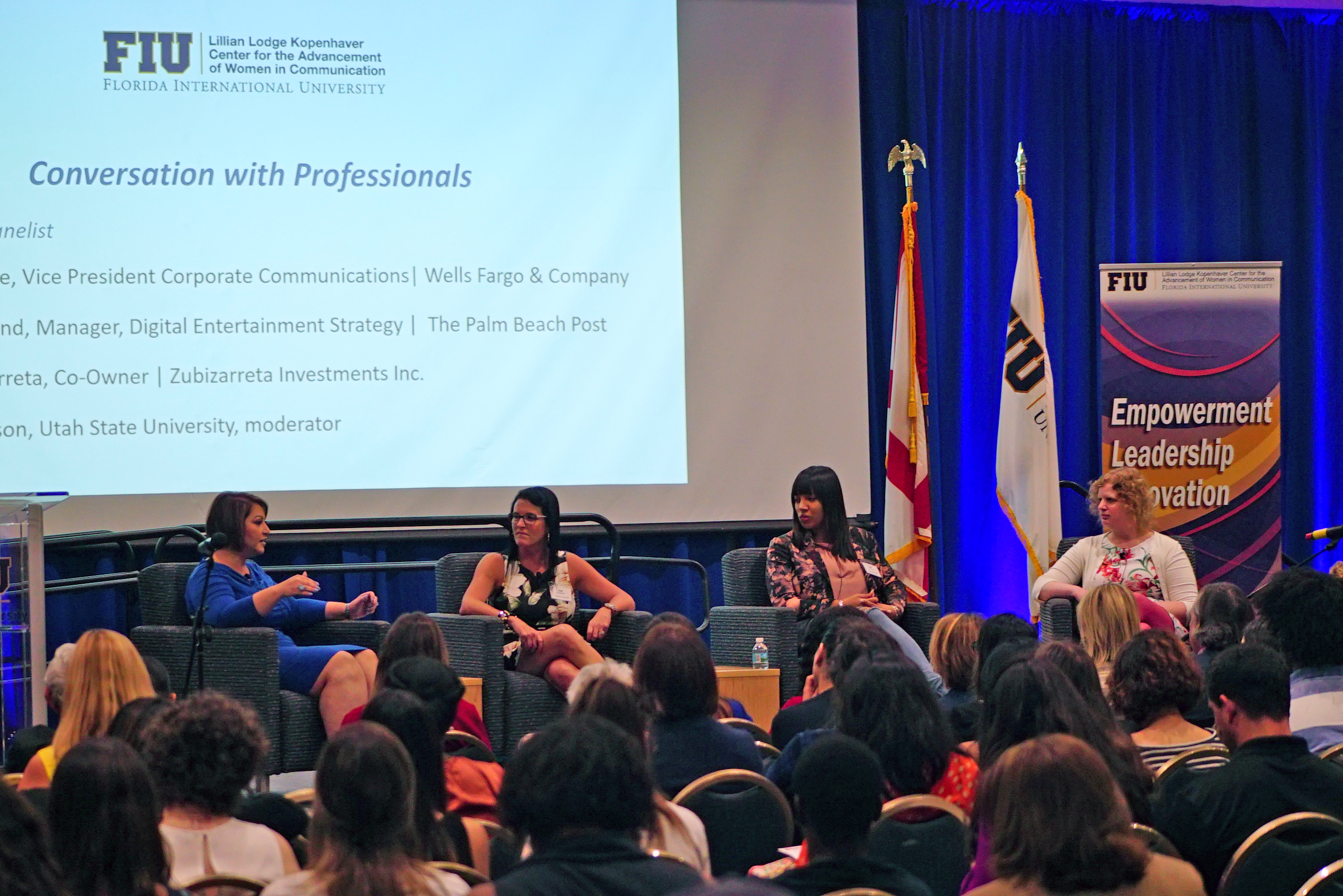 Women in communication discuss moving ahead at third annual national conference