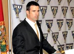Cristobal out as head coach of FIU football