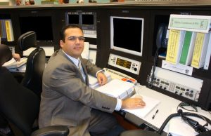 Rene Formoso, project manager at NASA's Kennedy Space Center.