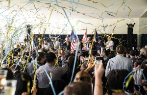 "Faculty and staff celebrate FIU as a ""Great College to Work For"""