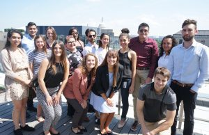 FIU in D.C. welcomes more than 40 interns this summer