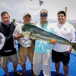 Fishermen reel in the dollars for student scholars at the 11th Annual FIU Fishing Tournament