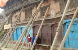 Professors build unique partnership around Nepal earthquake research