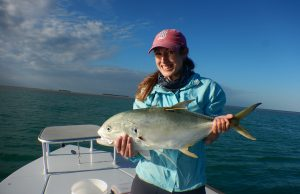 Researcher tracks feisty gamefish for conservation
