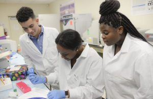 FSTAR program prepares minority students for medical school