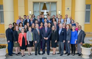 Fulbright Program marks 70th anniversary with FIU visit