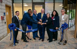 Media hub opens at Biscayne Bay Campus