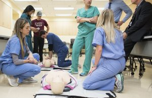Medical students want to teach you CPR with two steps and a disco song