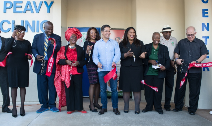 Community health clinic opens at Miami Northwestern High