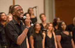 Panthers of praise: FIUnity brings gospel music to campus