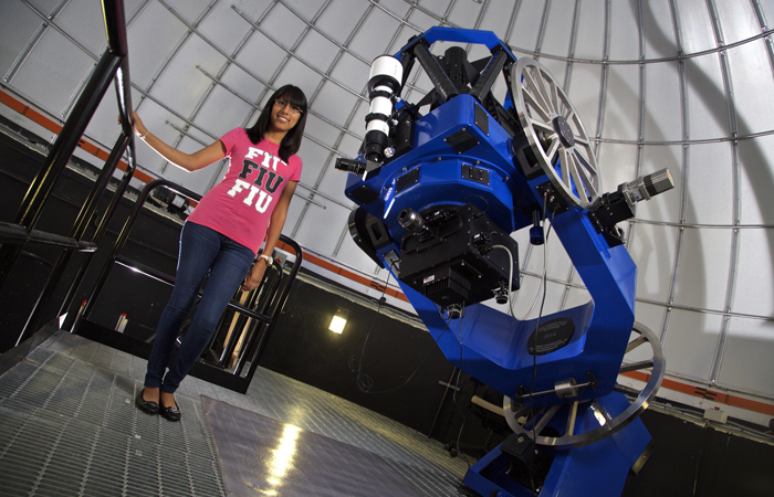 Stocker main telescope to make debut at winter star party
