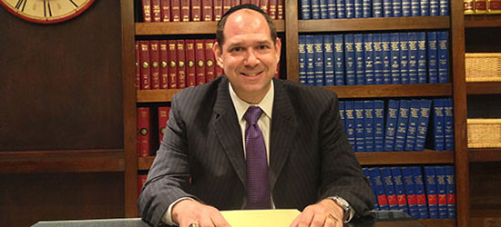 FIU Law alumnus David W. Barman