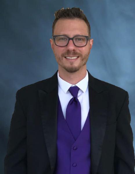 David Quiroga, radio frequency electrical engineer at Northrop Grumman.
