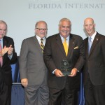 "Governor Scott presents Dr. Pedro ""Joe"" Greer, Jr. with  Great Floridian Award"