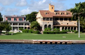 Deering Estate in Cutler Bay, Fla.