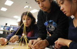 Students learn to think like problem solvers