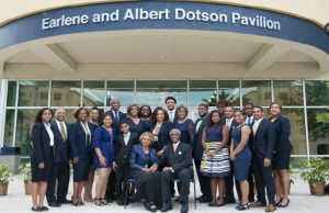 Dotson family adds to FIU legacy with $1 million endowment