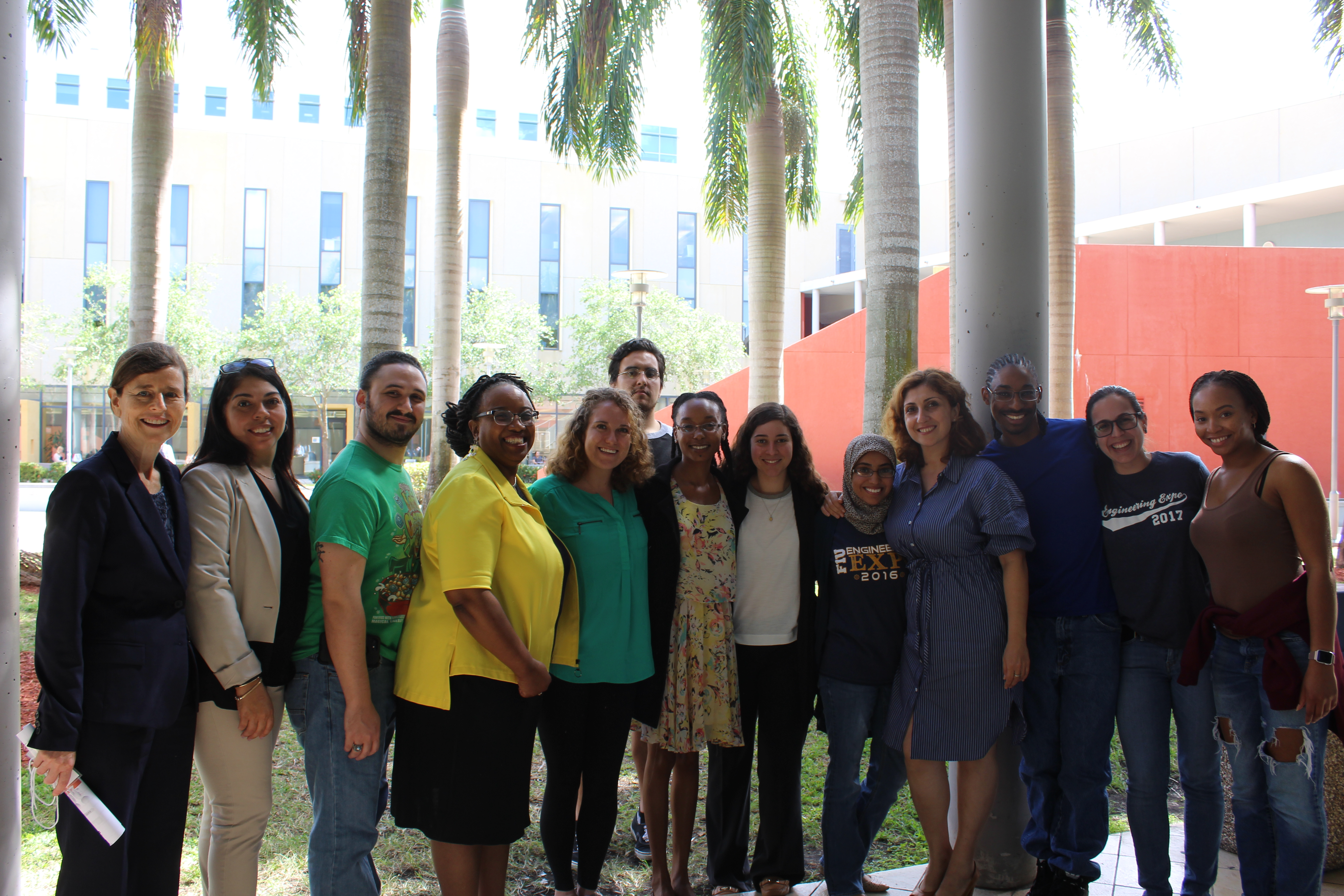 Graduate fellows inspire each other and the community