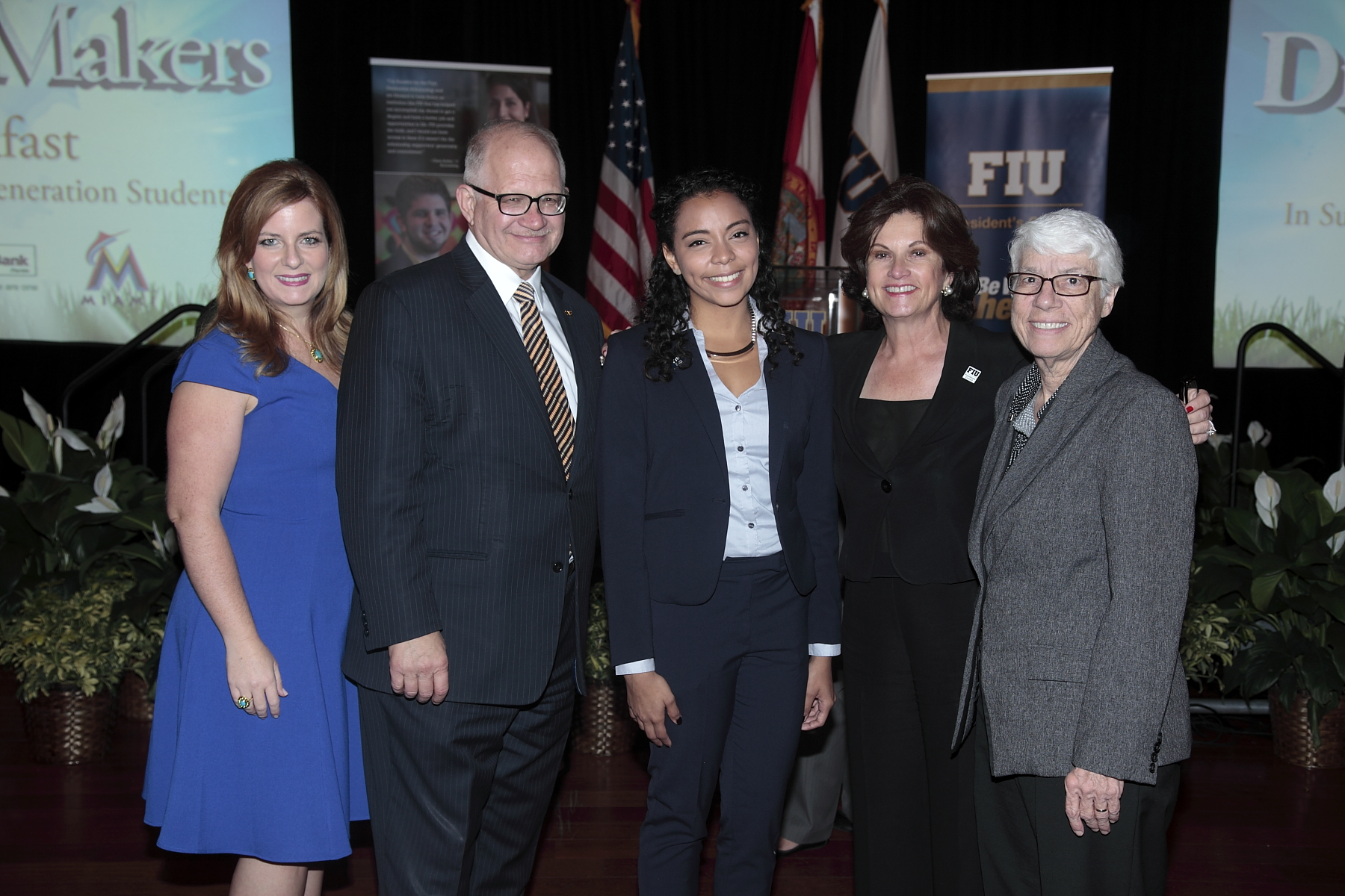 DreamMakers Breakfast raises more than $250,000 for First Gen scholarships