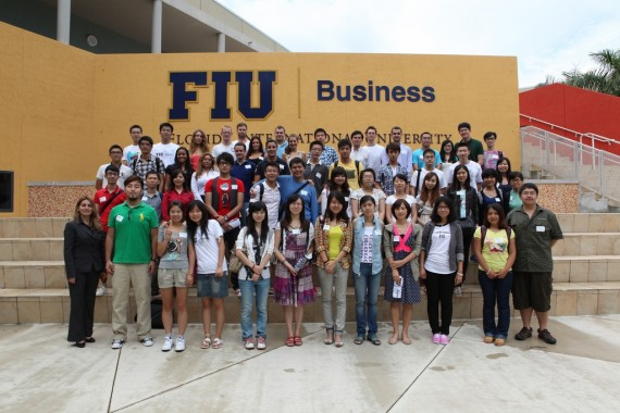 Fiu Welcomes Largest Number Of Dual Degree Graduate Students