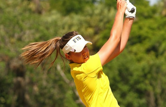 FIU golfer sets sights on LPGA future