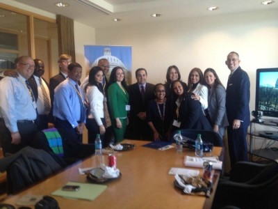 D.C. update: FIRST Act receives markup, Executive MPA students visit D.C.