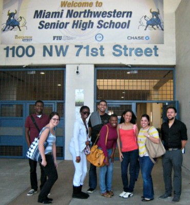 ENC 3354 Service Learning Class