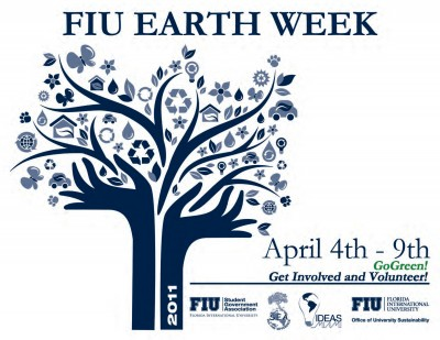 Earth Week 2011 Flyer