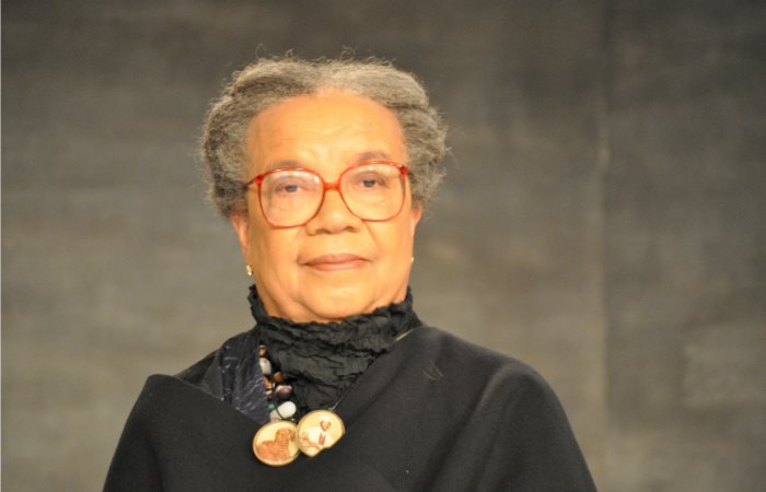 Marian Wright Edelman, founder and president of the Children's Defense Fund. Photo courtesy of Children's Defense Fund.