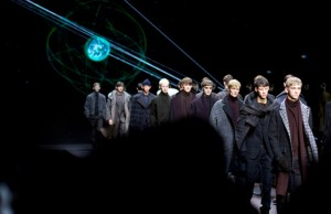 Physicist ignites big bang in fashion industry