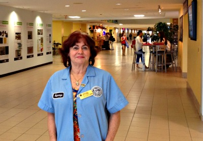 Esperanza de la Torre is retiring from FIU after 33 years of custodial work at the university.