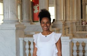 Alumna appointed a Library of Congress librarian
