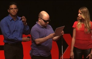 TEDxFIU Talk: Glasses that read to the blind