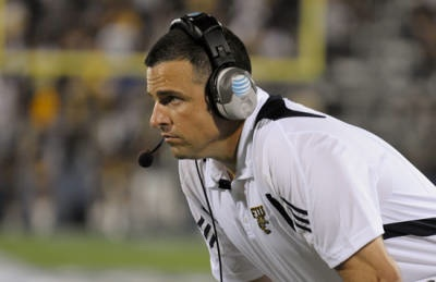 Cristobal named 'Miami New Times' Coach of the Year