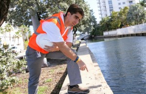 Internship with Miami Beach leads to full-time job